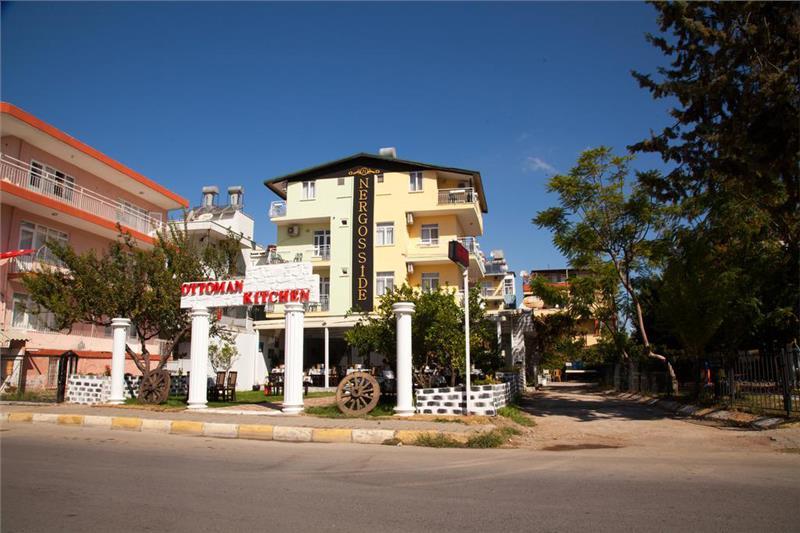 NERGOS - SIDE, TURSKA