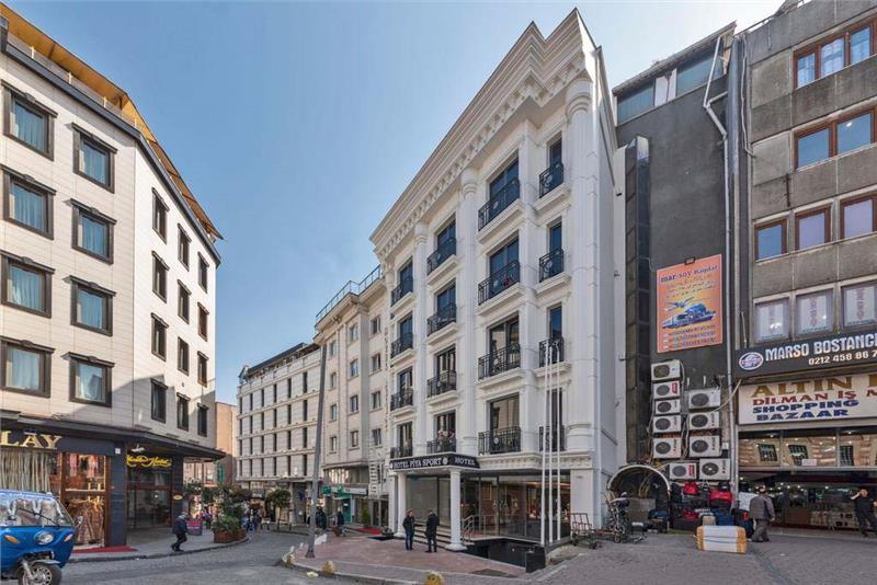 PIYA SPORT HOTEL - LALELI, ISTANBUL