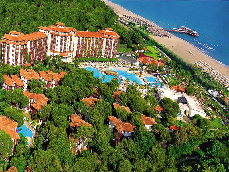 SELECTUM FAMILY RESORT - BELEK, TURSKA