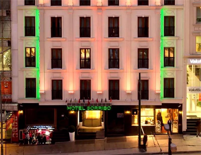SORRİSO HOTEL - İSTANBUL