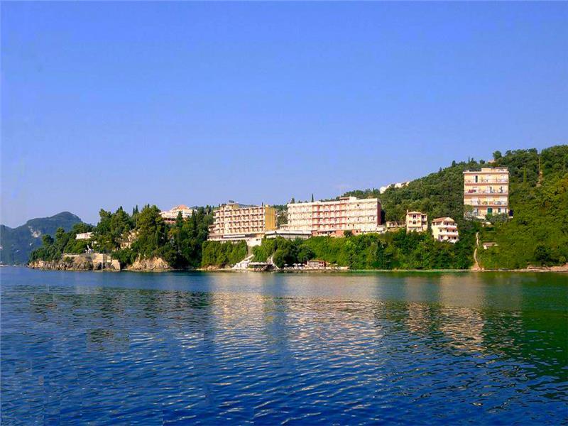 PERAMA HOTEL - PERAMA, KRF, GRCKA