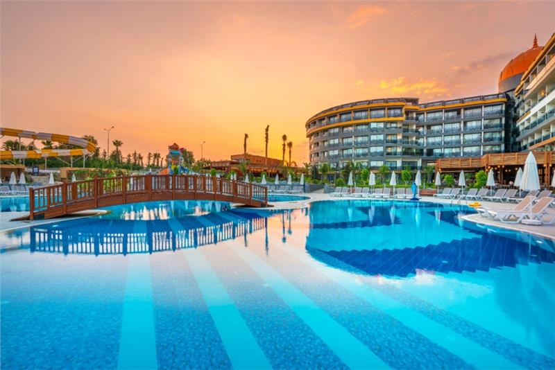 ARNOR DELUXE HOTEL & SPA - SIDE, TURSKA