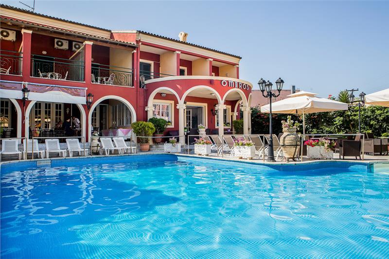 OMIROS HOTEL - GOUVIA - KRF