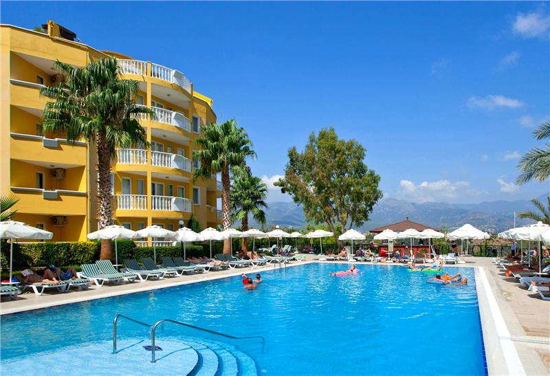 CLUB PARADISO - ALANJA, TURSKA