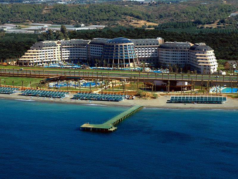 LONG BEACH RESORT HOTEL & SPA DELUXE - ALANJA, TURSKA